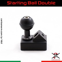 Carbonarm's Starting Balls 🇮🇹 Starting Ball (Predisposition for Second Ball 45°)  Starting ball composed of starting base and M6 ball. It is made out of anticorodal aluminum and anodized 40 microns to ensure the maximum durability and excellent resistance to wear and to sea salt. Version with second threaded hole M6, for the insertion of a M6 Ball at 45° . 👇 . 🔗 www.carbonarm.com/p/162 . 🔗 www.carbonarm.com/p/163 . 🔗 www.carbonarm.com/p/164 . 👇 . Available through our dealers worldwide: @easydive  @gopro_italia_by_gocamera  @plongimage  @la_camera_embarquee  @kanauimagen  @tiefensteinunterwasserwelten  @divesea.hq  @photodenfert  and more to come... . . #carbonarm #goproherocase #underwaterscooter #dpv #scuba #underwater #underwaterphotography #underwaterlife #underwatershots #wildlifephotography #scubadivinglife #underwater_world_ #scubadiving #uwphoto #underwaterphoto #uwphotography #undewatervideo #actioncamera #actioncam #floatingarm #uwhousing #ultralightarms #brackets #clamps #gopro #underwatervideo #underwatervideography #underwatercarbonfiberfloatarms #underwaterarms #flexarm